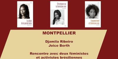 Féminisme noir, Empowerment : Djamila Ribeiro & Joice Berth