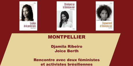 Féminisme noir, Empowerment : Djamila Ribeiro & Joice Berth billets