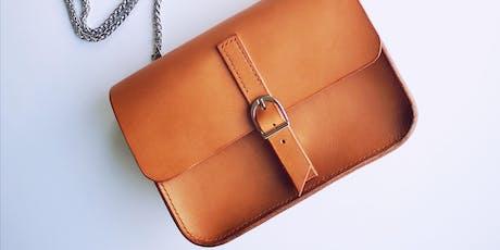Beginner's Leather Handbag Making Course tickets