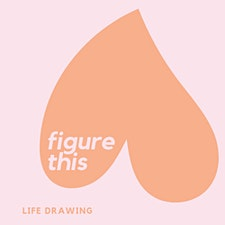 Figure This : Life Drawing logo