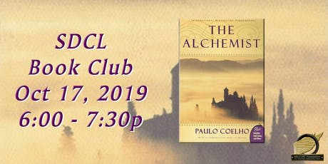 SDCL Adult Book Club: The Alchemist tickets
