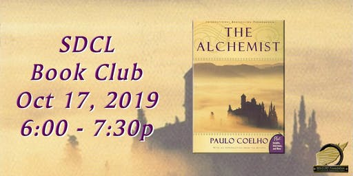 SDCL Adult Book Club: The Alchemist