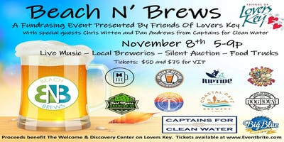 Beach N' Brews Craft Beer Event