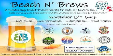 Beach N' Brews Craft Beer Event tickets