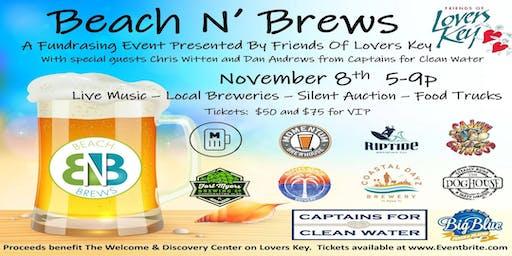 Beach N' Brews Craft Beer Event