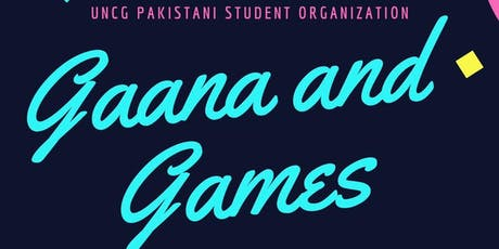 Gaana and Games tickets
