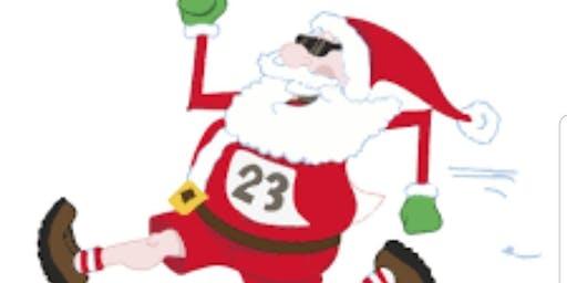 Santa Run Newbridge