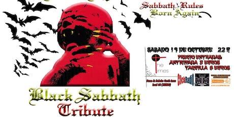 Sabbath Rules Born Again en directo en Toledo entradas
