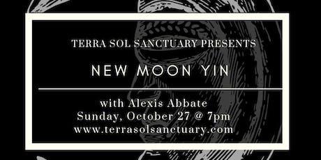 New Moon Yin Yoga tickets