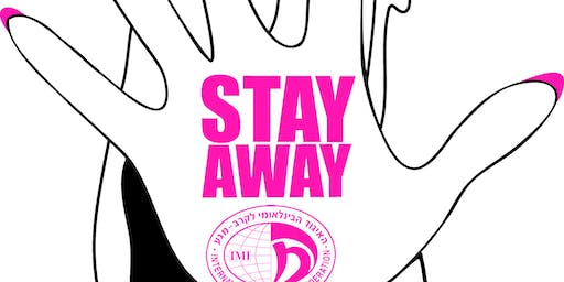 "Womens ""Stay Away"" Self Defence Seminar"