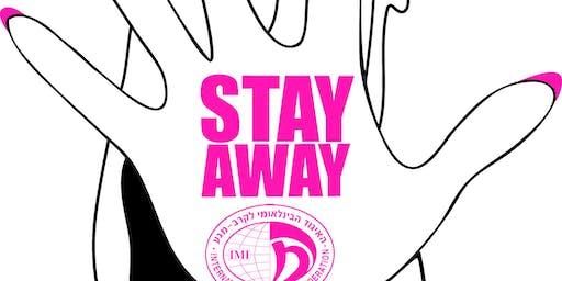 "Womens ""Stay Away"" Self Defence Seminar"