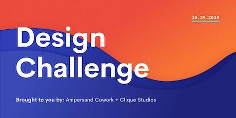 Designer Challenge tickets
