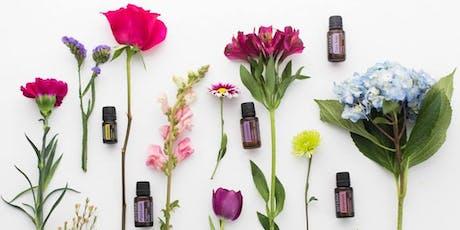Essential Oils 101 - Transform Your Health & Wellness Naturally tickets