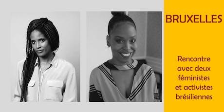 Féminisme noir et Empowerment : Djamila Ribeiro & Joice Berth billets