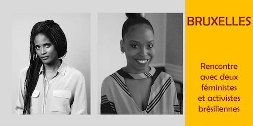 Féminisme noir et Empowerment : Djamila Ribeiro & Joice Berth
