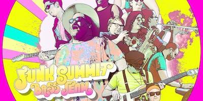 Funk Summit Bass Team // Big Style Brass Band