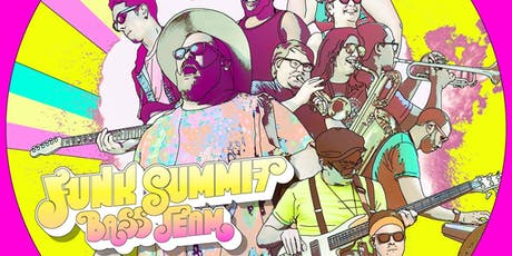 Funk Summit Bass Team // Big Style Brass Band tickets
