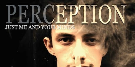 Perception - A Show by Ryan Martin Illusionist & Mentalist! tickets