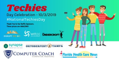 National Techies Day Celebration tickets