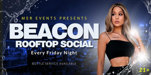 Friday Rooftop Social