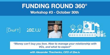 *Money can't buy you love!* with Alexander Tkachenko tickets