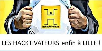 AfterWork Les Hacktivateurs - Construire son écosystème d'open innovation