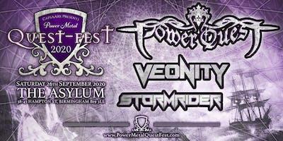 Power Metal Quest Fest 2020