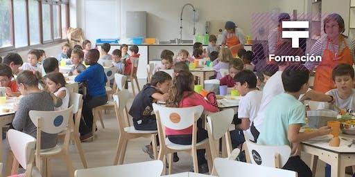 Curso de Monitor/a de comedor escolar | Talentia Summit '19