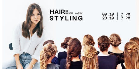 Workshop hairstyling by Nanja Massy tickets