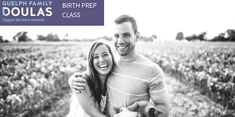 October Birth Prep Class tickets