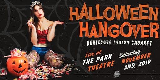 Halloween Hangover Burlesque Fusion Cabaret