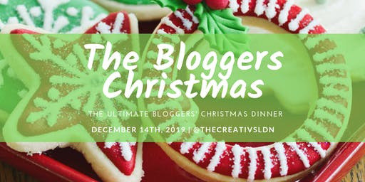 THE BLOGGERS' CHRISTMAS