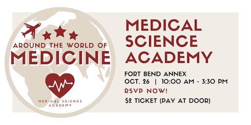 Around the World of Medicine