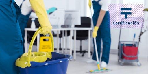Carné profesional de limpieza básico | Talentia Summit '19