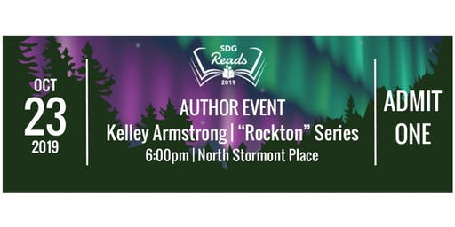 SDG Reads - Author Event