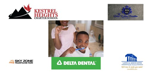 Kestrel Heights Charter School Oral Health Fair 2019