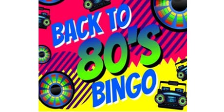 Back to the 80's Sale-A-Bration Bingo tickets