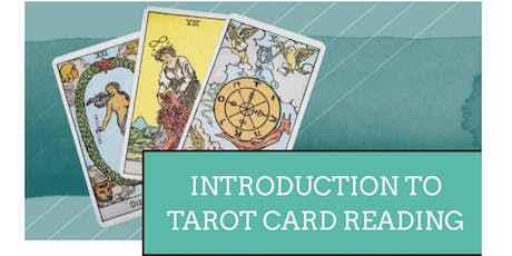 Introduction to Tarot Cards tickets