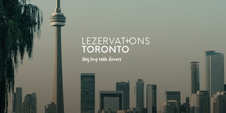 Lezervations YYZ Volume VIII—LBTQ Social Networking Dinner tickets