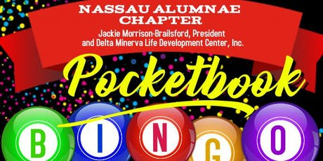 Pocketbook Bingo - A chance to win designer bags! tickets