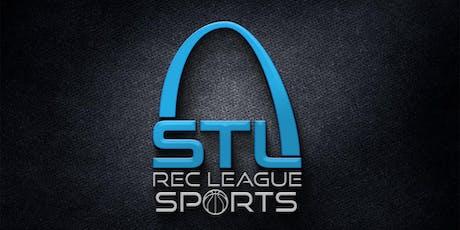 STL Rec League Sports 3v3 Basketball  Tournament tickets
