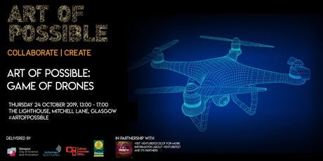 Art of Possible: Game of Drones tickets