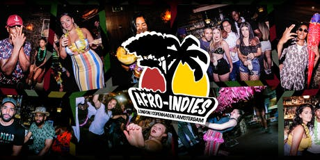 AFRO-INDIES - THE LAUNCH (DK) tickets