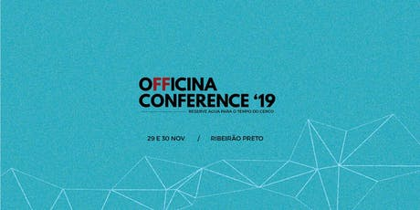 Officina Conference ingressos