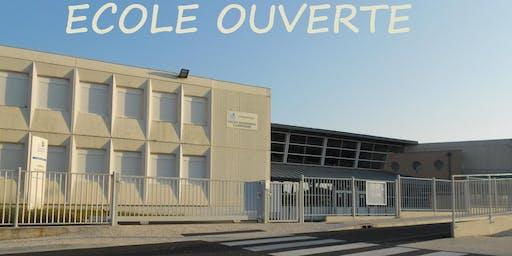 ECOLE OUVERTE-Collège La Fontaine-Lundi 21 octobre 2019