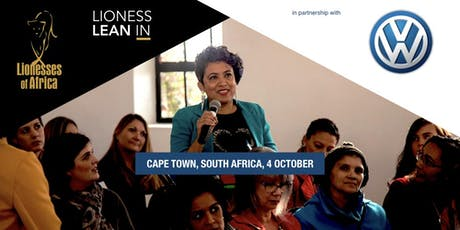 Lioness Lean In - Cape Town, South Africa tickets