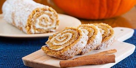 Baking Class | Pump Up the Pumpkin! tickets