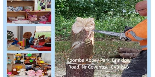 Coombe Abbey Woodturner's Festival of Crafts - Coventry