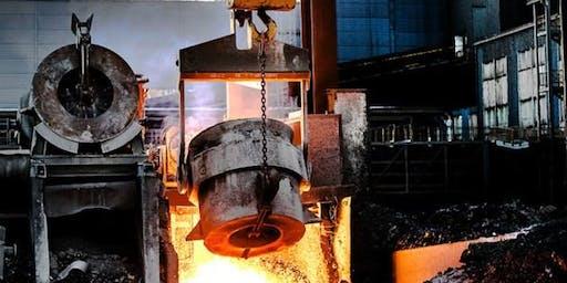 Ferrochrome Smelter in SSM