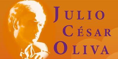 Plática biográfica y concierto en homenaje a Julio Cesar Oliva